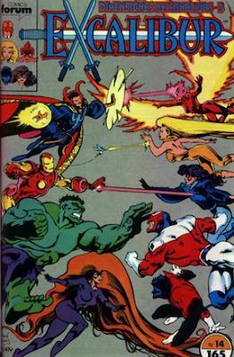 Excalibur Vol. 1 (1989-1995) (Grapa) #14