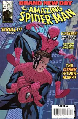 The Amazing Spider-Man Vol. 2 (1999-2014) (Comic-Book) #562