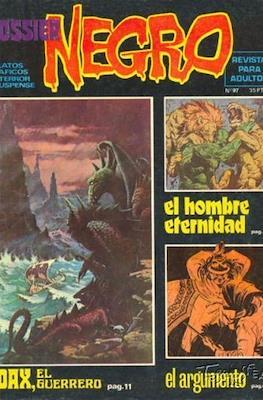 Dossier Negro (Rústica y grapa [1968 - 1988]) #97