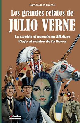 Los Grandes Relatos de Julio Verne (Cartoné 128 pp) #1