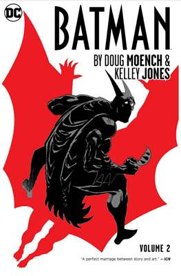 Batman by Doug Moench & Kelley Jones (Cartoné) #2
