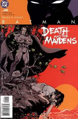 Batman: Death and the Maidens (Cómic grapa) #1