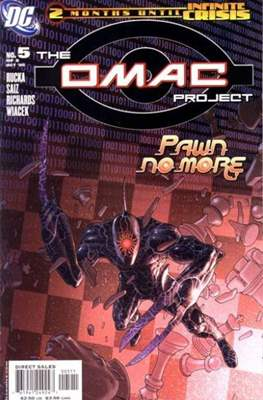 The OMAC project (2005) (Comic book) #5