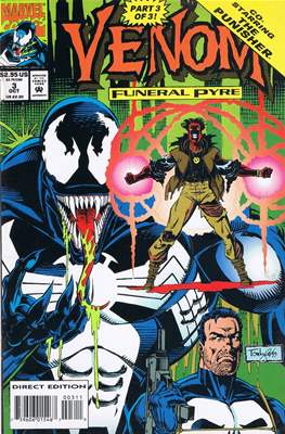 Venom. Funeral Pyre (Grapa) #3