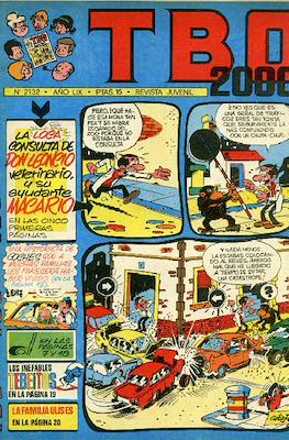 TBO 2000 - El TBO (Grapa) #2132