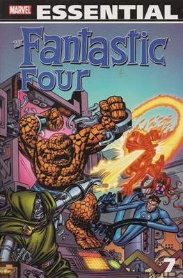 The Essential Fantastic Four (Softcover) #7
