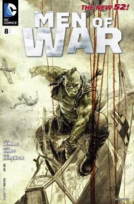 Men of War vol. 2 (2011-2012) (Digital) #8