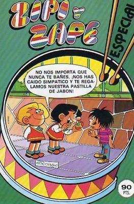 Zipi y Zape Especial / ZipiZape Especial (Grapa 76-100 pp) #77