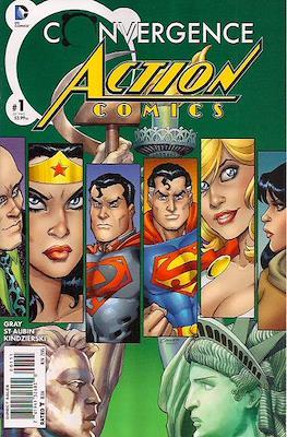 Convergence. Action Comics (2015 Saddle-stitched) #1