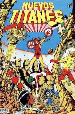 Nuevos Titanes Vol. 1 (1984-1988) (Grapa 40 pp) #27