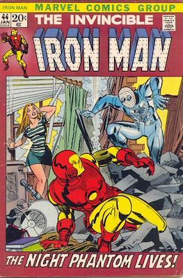 Iron Man Vol. 1 (1968-1996) (Comic book) #44