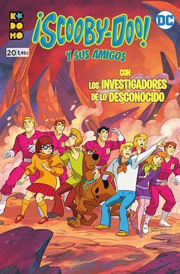 ¡Scooby-Doo! y sus amigos (Grapa 24 pp) #20
