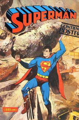 Supermán Librocómic #48