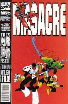 Masacre. Vol. 1 (Grapa. 17x26. 24 páginas. Color. 1994) #3