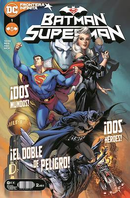 Batman/Superman: El archivo de mundos #1