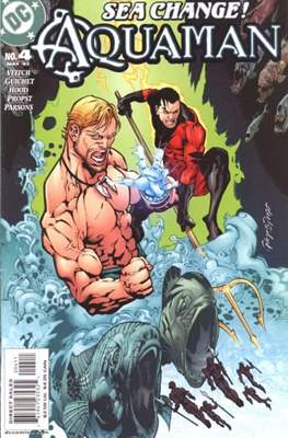 Aquaman Vol. 6 / Aquaman: Sword of Atlantis (2003-2007) #4