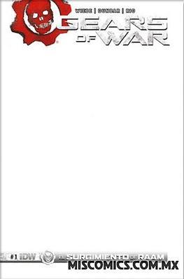 Gears of War (Portada Variante) #1.4