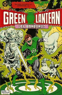 Green Lantern (1986-1987) (Grapa, 36-52 páginas) #7