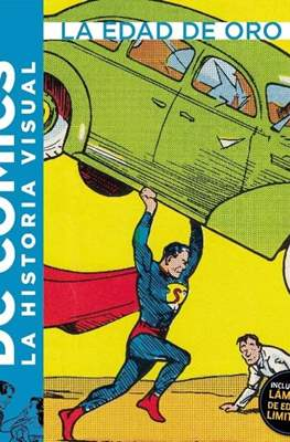 DC Comics: La historia visual (Cartoné 48 pp) #8