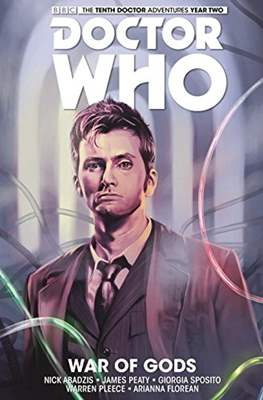 Doctor Who: The Tenth Doctor (Hardcover) #7