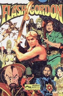 Flash Gordon. Adaptación del film de 1980
