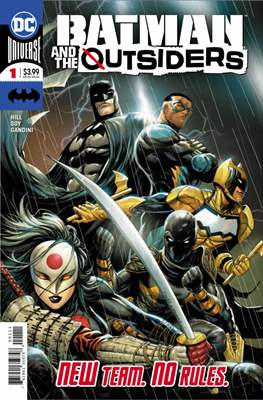 Batman And The Outsiders Vol. 3 (2019)