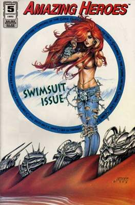 Amazing Heroes Swimsuit Special (Softcover 52-150 pp) #5