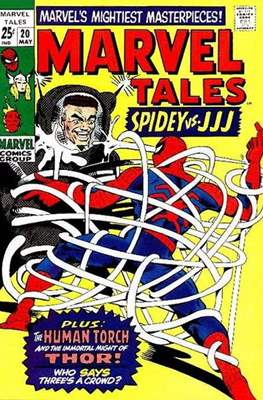 Marvel Tales (Comic Book) #20