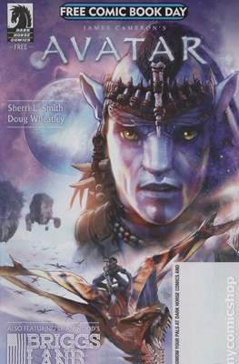Avatar - Free Comic Book Day 2017