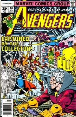 The Avengers Vol. 1 (1963-1996) (Grapa) #174