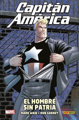 Capitán América: Hombre sin patria. 100% Marvel HC