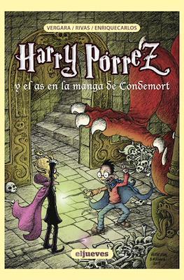 Harry Pórrez y el as en la manga de Condemort