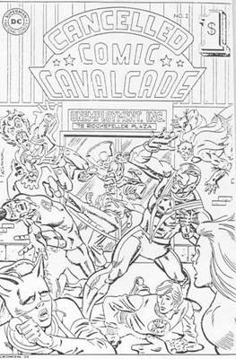 Cancelled Comic Cavalcade Vol 1 #2