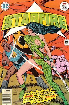 Starfire (Comic Book) #3