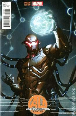 Age of Ultron (Variant Covers) #1.1