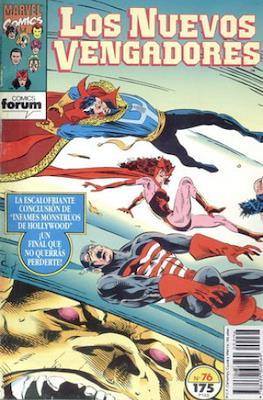 Los Nuevos Vengadores Vol. 1 (1987-1994) (Grapa 32 pp) #76