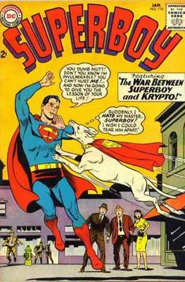 Superboy Vol.1 / Superboy and the Legion of Super-Heroes (Comic Book) #118