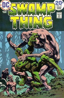 Swamp Thing (1972 1st Series) (Comic Book. 1972 - 1976) #10