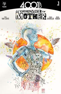 4001 A.D.: War Mother