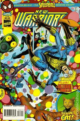 The New Warriors (Comic-Book) #66
