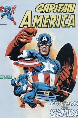 Capitán América (Grapa 40 pp) #5