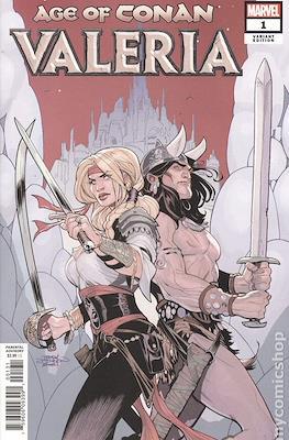 Age Of Conan: Valeria (Variant Cover)