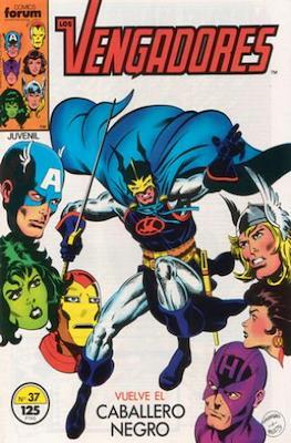 Los Vengadores Vol. 1 (1983-1994) #37