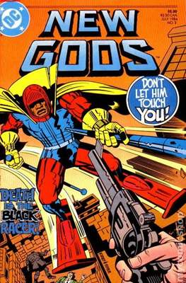 New Gods Vol. 2 (Grapa.) #2
