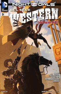 All Star Western Vol. 3 (2011-2014) (Digital) #9