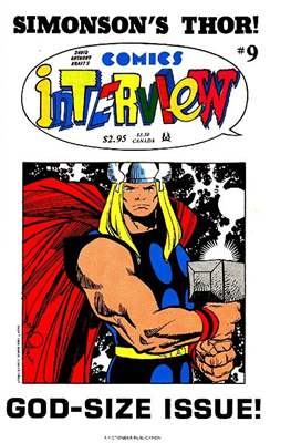 David Anthony Kraft's Comics Interview #9