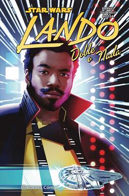 Star Wars: Lando - Doble o Nada