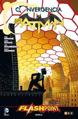 Convergencia. Batman. Flashpoint (Rústica 152-104 pp) #2