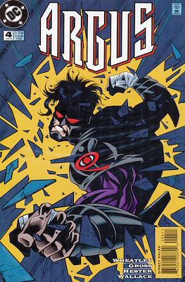 Argus (Comic Book) #4