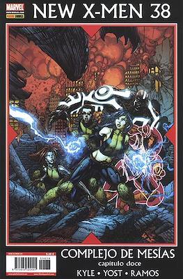 New X-Men: Academia / New X-Men (2005-2008) (Grapa) #38